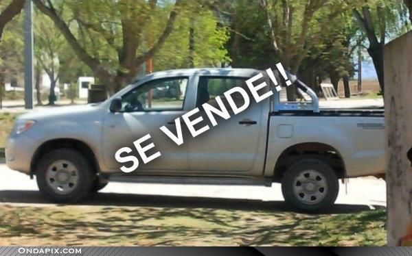 Camionetas Usadas Toyotas Hilux Autos Post