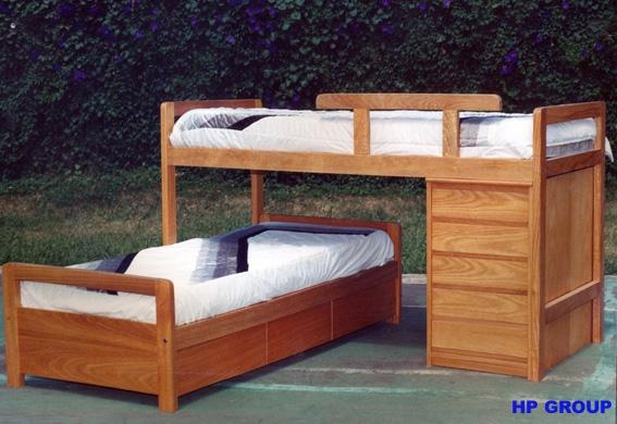 Muebles de roble macizo muebles roble mueble bajo for Muebles juveniles zona sur