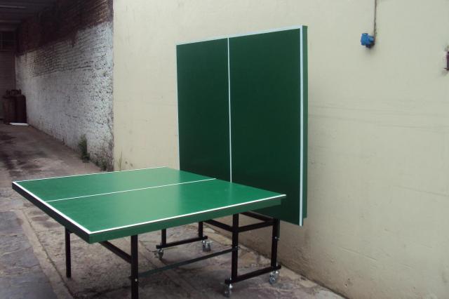 Mesa De Ping Pong Plegable En Caseros