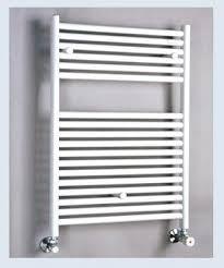 Im genes de piso radiante y calefacci n por radiadores for Radiadores toalleros roca