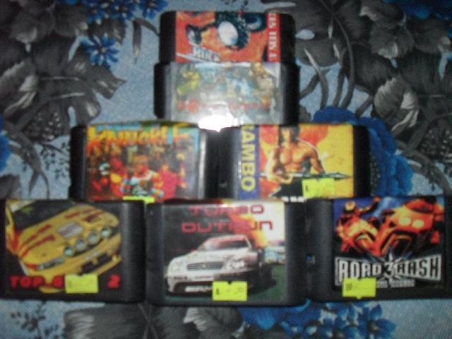 Vendo Sega Genesis 3 Completo Con 7 Juegos 50 Pesos En Villa Mercedes