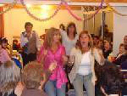 Animaciones de fiestas cumplea os de adultos en flores - Fiestas de cumpleanos para adultos ...