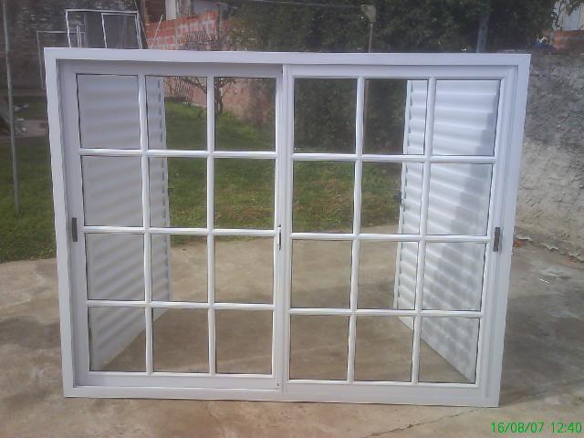 Puertas y ventanas de aluminio en tigre for Modelos de puertas y ventanas de aluminio