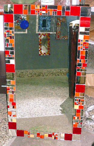 Im genes de espejos decorados en belgrano for Imagenes de espejos decorados