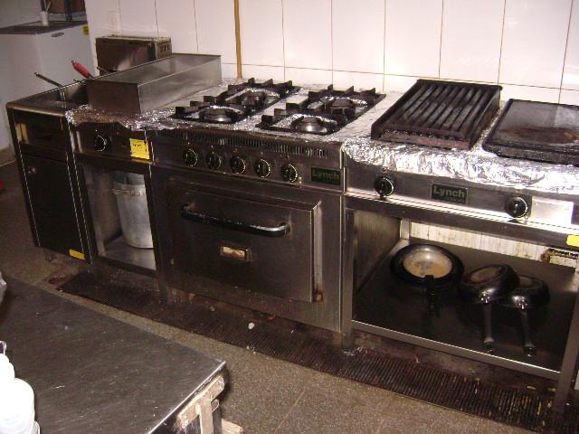 Servicio tecnico cocinas industriales refrigeracion y for Ver cocinas industriales