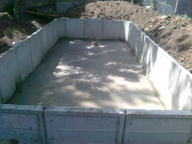 Im genes de constructora tower piletas piscinas estruc for Piletas de hormigon construccion