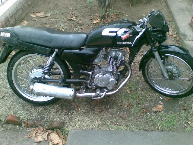 Tuning de motos cg 125 - Imagui