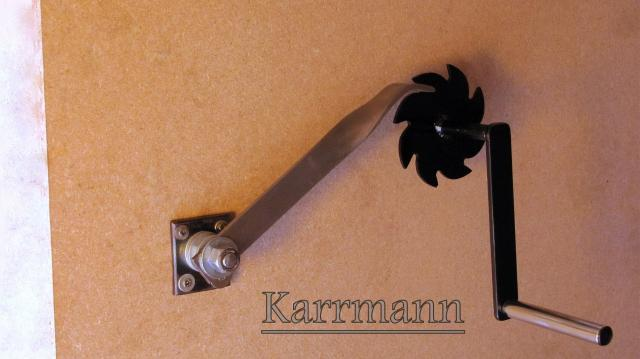 Karrmann parrilla para amurar herrajes todo hierro no chapa en san miguel - Parrilla para amurar ...