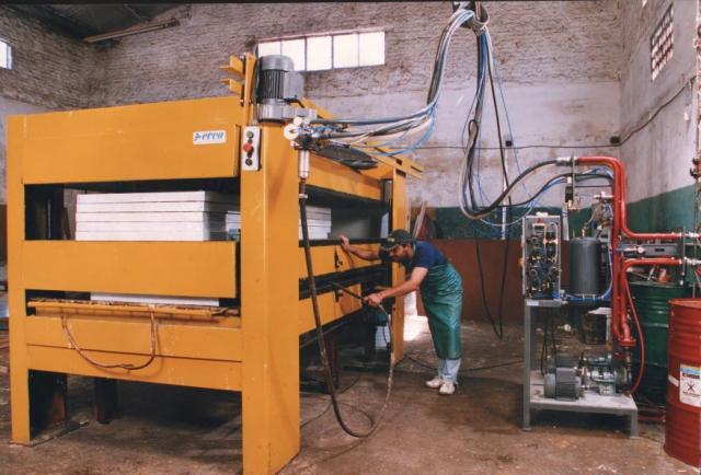Im genes de maquinas para la fabricacion de paneles de - Paneles de poliuretano ...