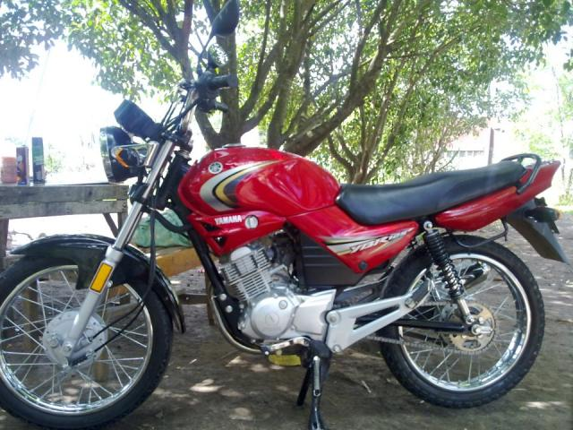 Vendo Moto Yamaha Ybr 125 En Florencio Varela