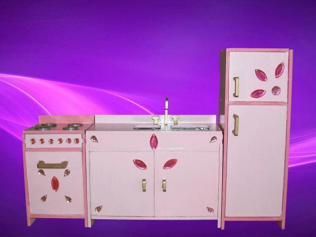 Imágenes De Casa Para Muñecas Barbie Transportable Pintada Y En Jesús María