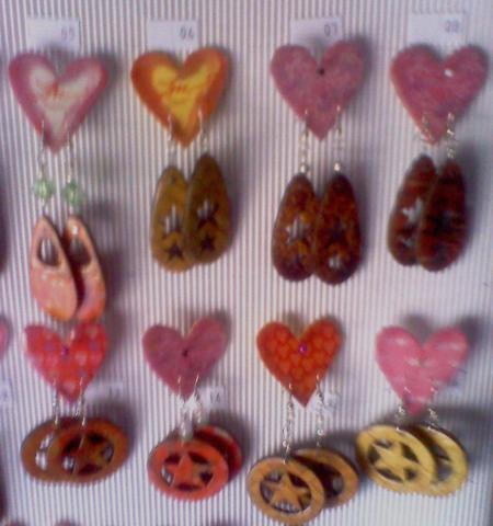 Carteras En Crochet Macrame Y Dos Agujas  Cajas Decoradas Aros