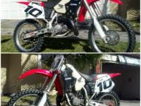 bb0d9aa88e4 HONDA CR 125 R CROSS 1997 en San Rafael