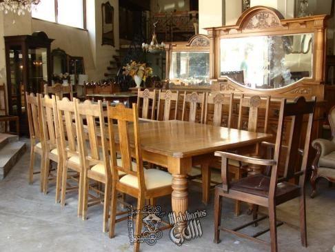 Mobiliariosgalli muebles antiguos de estilo iluminacion - Muebles ingleses antiguos ...
