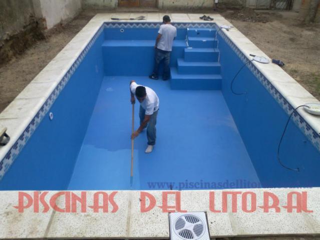 Im genes de piscina de hormigon pileta de natacion en santa fe for Pileta material construccion