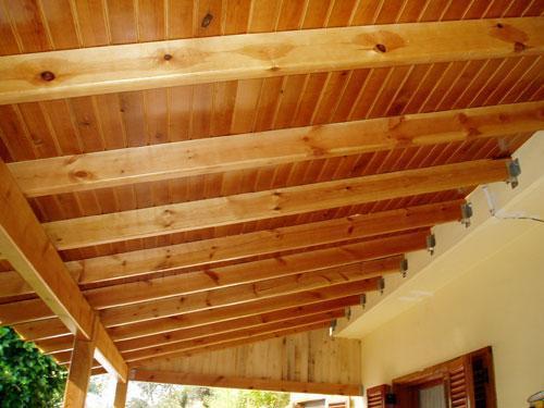 Jb techos de madera en c rdoba for Imagenes de techos rusticos