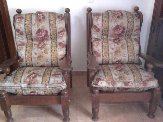 Muebles de algarrobo en villa maria cordoba 20170712023409 - Fotos de sillones ...